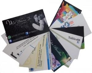 tarjetas de presentación ejemplos